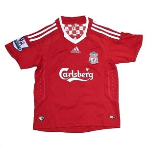 Liverpool #9 Torres Youth Medium adidas jersey
